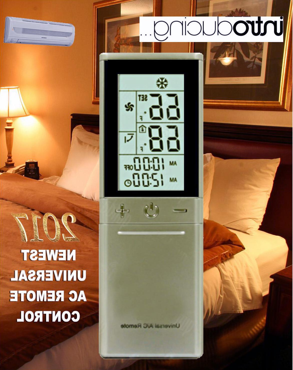 Universal LCD A/C Remote Control Controller For Air Conditio