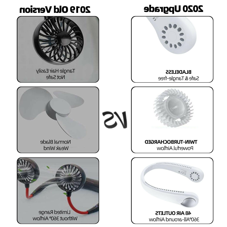 USB Fan Air Cooler Little Air Conditioner
