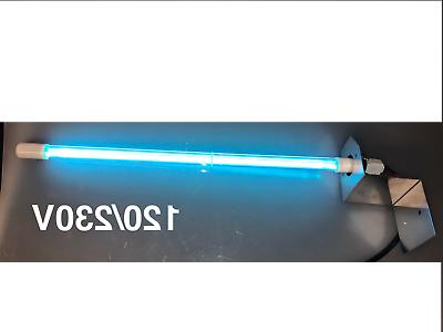 uv light for air conditioner hvac plug
