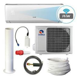 GREE Livo 9,000 BTU 3/4 Ton Wi-Fi Ductless Mini Split Air Co
