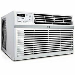 LG LW8016ER 8,000 BTU 115V Window-Mounted Air Conditioner wi