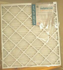 NEW Set of Four  Furnace Filters Merv 11 High Filtration 23