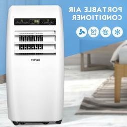Portable 12000 BTU Air Conditioner Dehumidifier AC Function