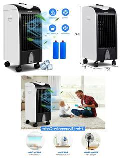 Portable Air Conditioner Cooler Evaporative Fan Humidifier A