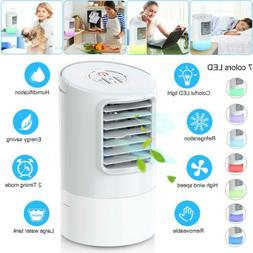 Portable Mini Air Conditioner Water Cool Cooling Fan Air Coo